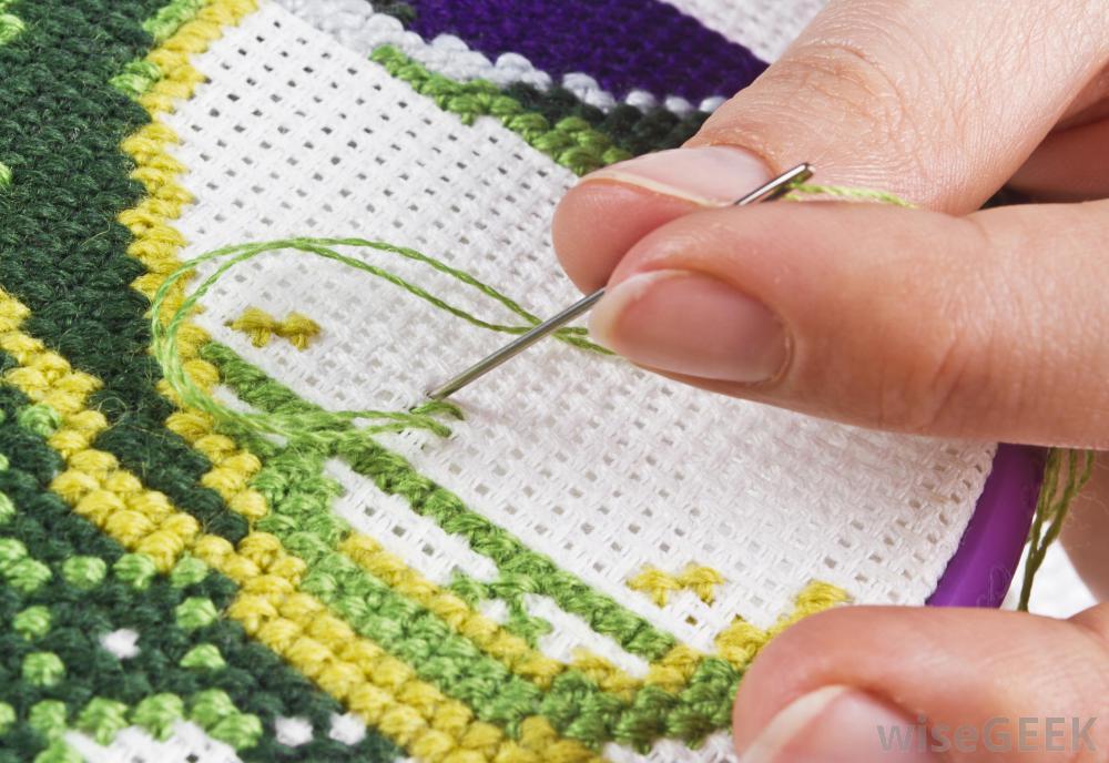 cross-stitching-closeup